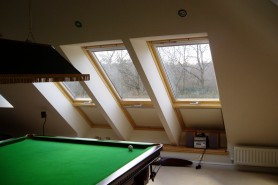 Snooker Room Window