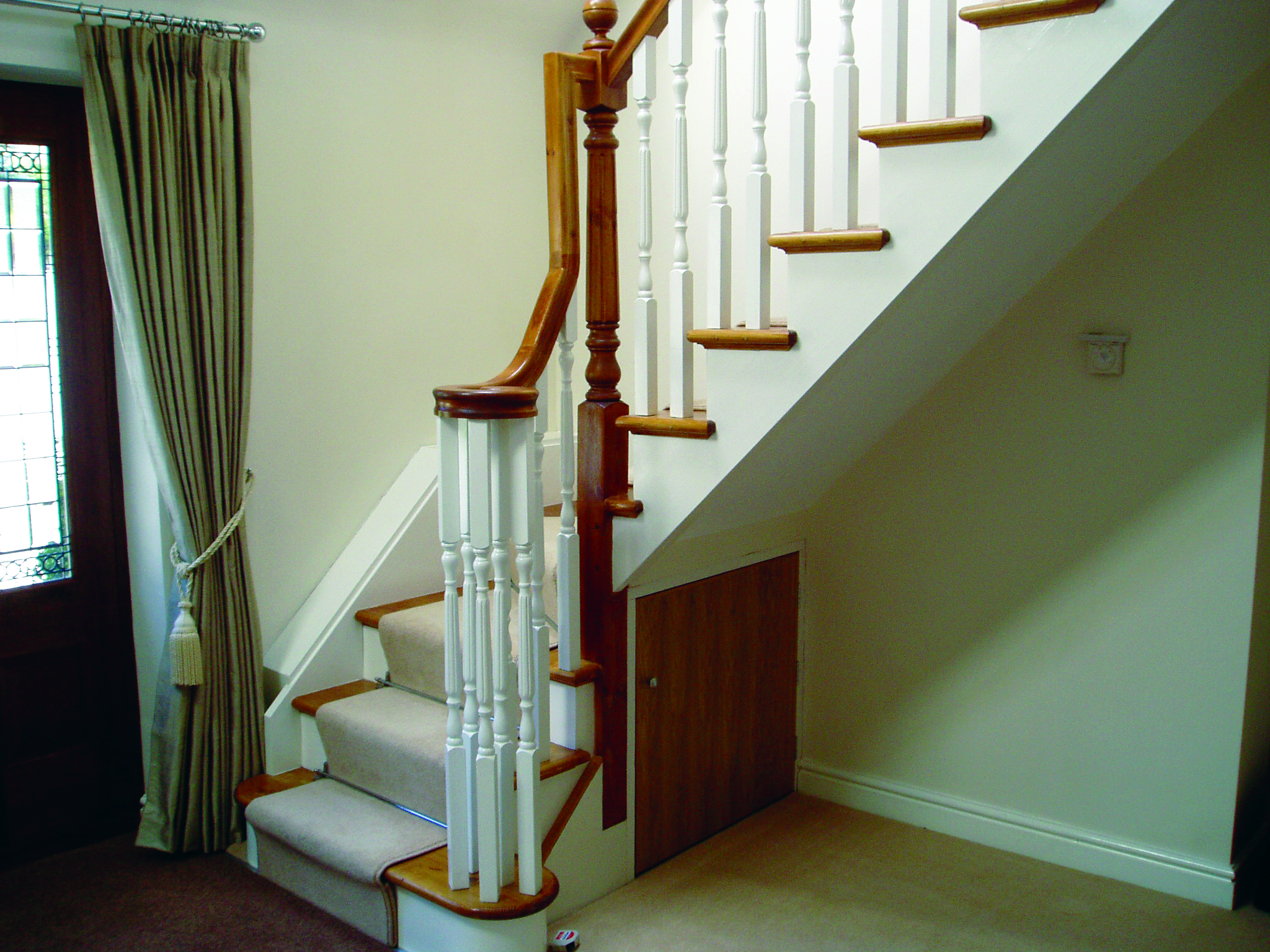 Bungalow Staircase Conversion