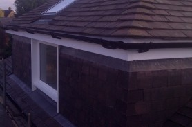 Completed Loft Roof